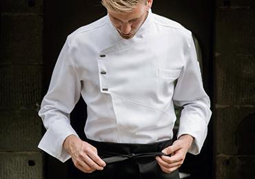 Chef style abbigliamento cuoco