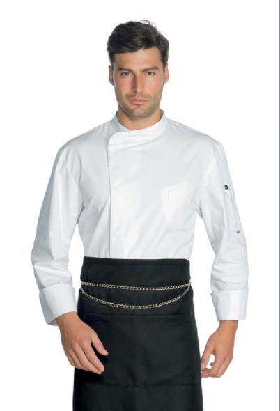 Giacca cuoco microfibra superdry isacco