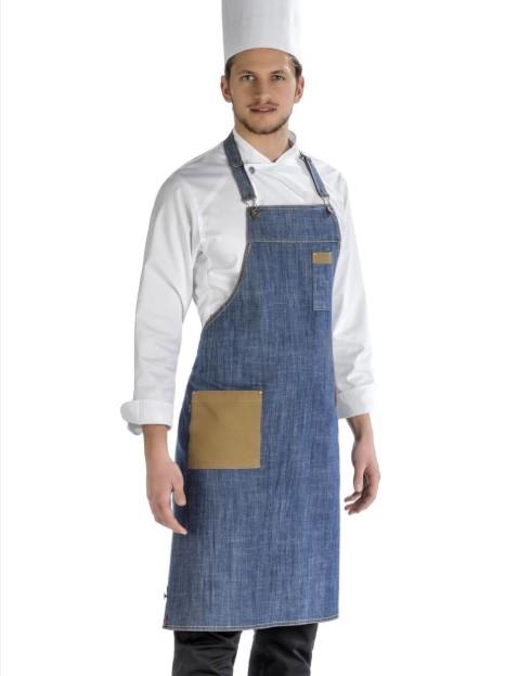 Grembiule Desert blue jeans - Carine