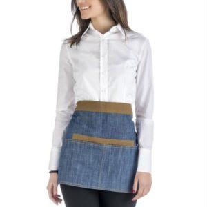Grembiule El paso blue jeans - Carine
