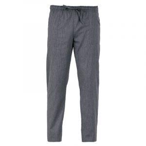 Pantalone da cuoco grigio
