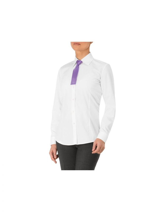 Camicia Aurora bianco