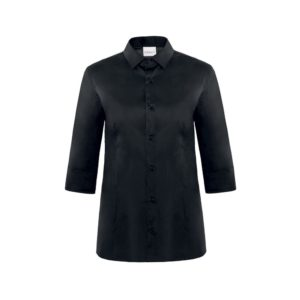 Camicia Flavia stretch nero