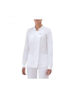 Casacca Giada bianco ML